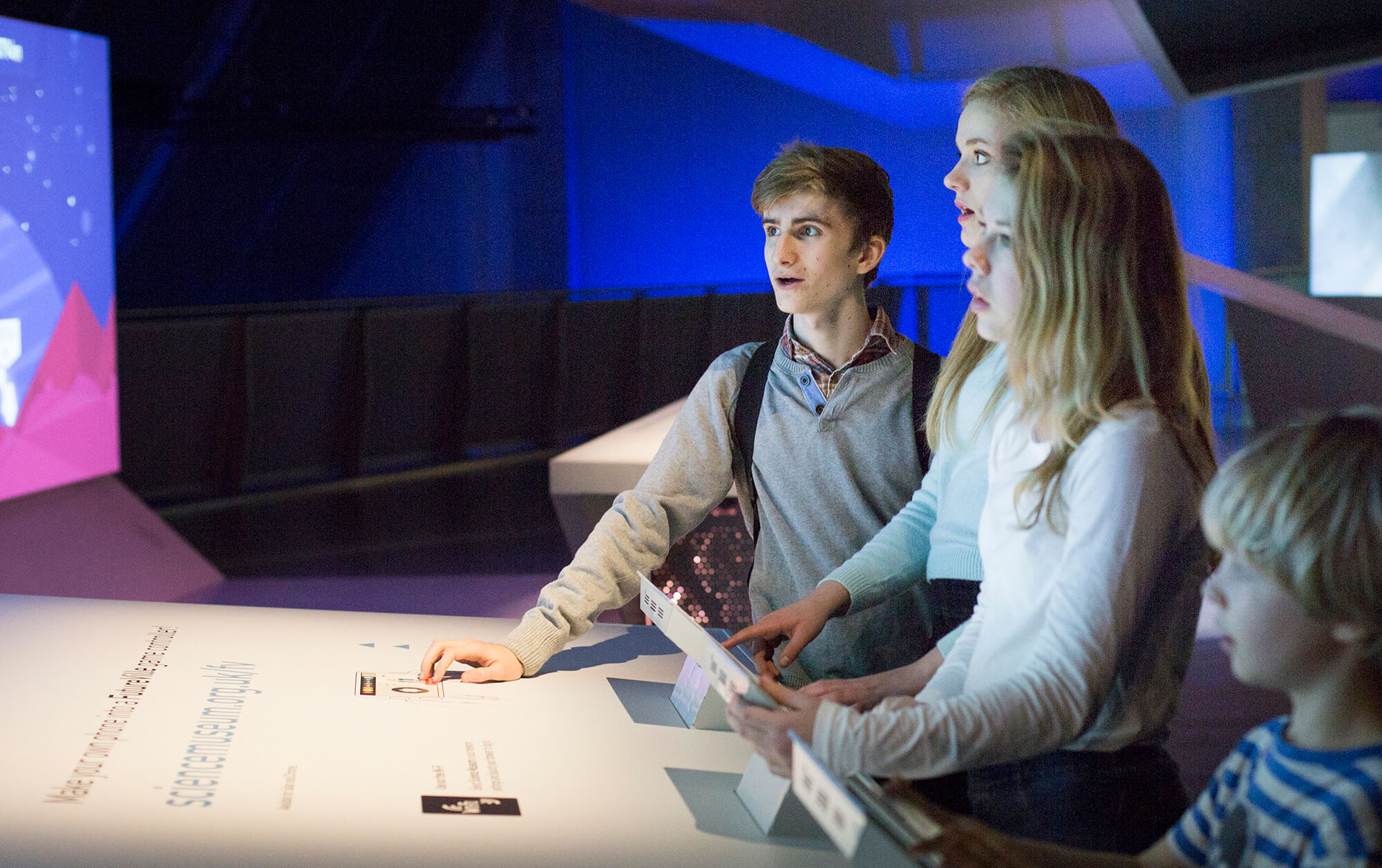 Science Museum, London, 17 December 2014